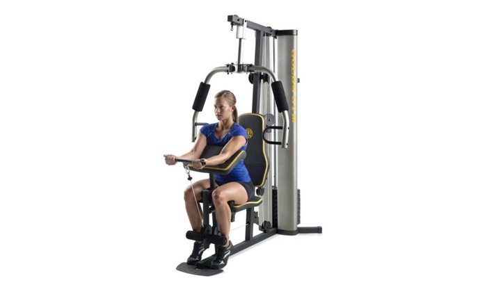 Gold s gym xr home gym groupon