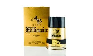 Lomani AB Spirit Millionaire EDT for Men (3.3 or 6.6 Fl. Oz.)