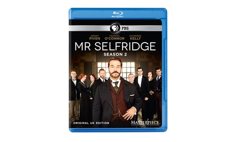 Masterpiece: Mr. Selfridge Season 2 Blu-ray (U.K. Edition) 701c40a6-f081-42a9-8d25-02594a3a6739