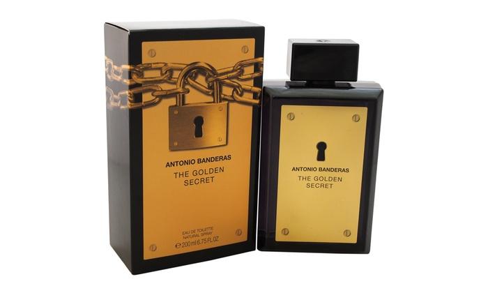 f5ee6d1ab8 ... The Golden Secret by Antonio Banderas for Men - 6.75 oz EDT Spray