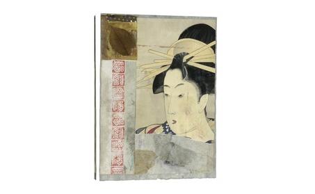 "Epic Graffiti ""Geisha"" by Elena Ray Giclee Canvas Wall Art c4eec374-26c4-492e-b7f3-d09e1658b7cb"