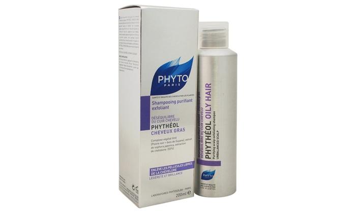 Groupon Goods: Phyto Phytheol Purifying Scalp Exfoliating Shampoo Shampoo