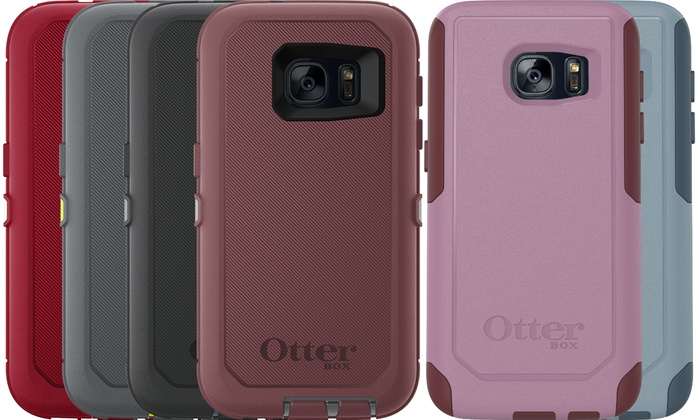 buy online 2cc47 77a68 OtterBox Defender or Commuter Series Case for Samsung Galaxy S7 ...