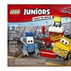 LEGO Juniors Guido And Luigis Pit Stop 10732 Building Kit