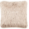 Safavieh Shag Modish Metallic Pillow