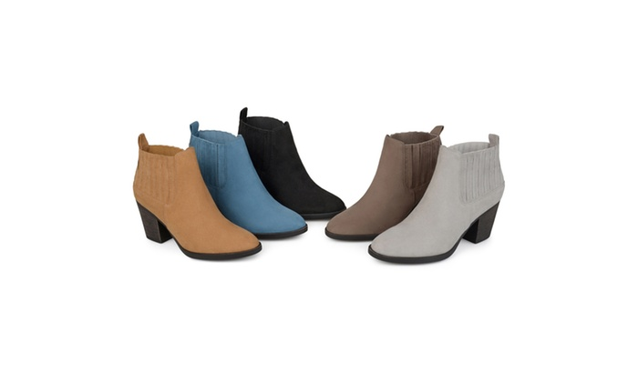ab1bbf012 Up To 43% Off on Journee Collection Womens Alm... | Groupon Goods