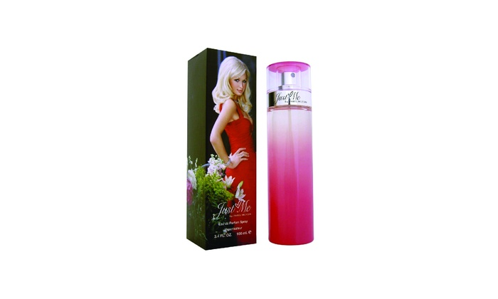 ... Just Me by Paris Hilton 3.4oz/100ml Edp Spray For Women New In Box