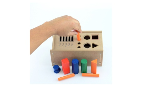 Adapt Ease Fine Motor Sorting Drop Box Therapy Toy 3e43b4fe-30d9-477b-af35-8a7a44376442
