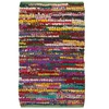 Motley Looped Multi Accent Rug