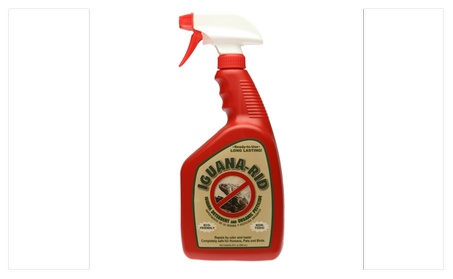 Iguana-Rid, 32 Ounce Ready-to-Use Spray Bottle 10f7d2bc-7c5d-49ed-bcbe-2d0e47cc79a0