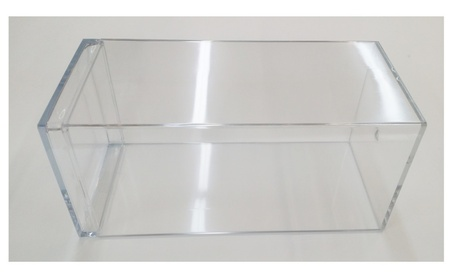 Heavy Duty Clear Acrylic Display Case Box For 1.24 Scale Diecast Cars 3479a380-28bf-4f6a-a39a-c7690b13983f