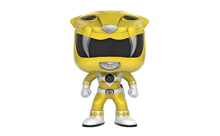 Funko Pop Tv: Power Rangers - Yellow Ranger Action Figure 74eb0004-7e2f-4f86-8401-19bd80039321
