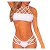 Women's Adjustable Back Straps Bikini Sets