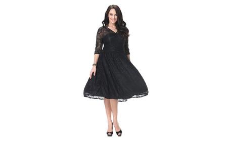 Zumeet Women Plus Size Pleated Halter Short Skirt Dress - ZWWD289