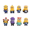 8PCS Despicable Me 2 Minions action Figure toy Sets