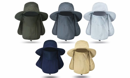 Fishing Bucket Hat Fishing Hat Outdoor Sun Protection Hats Camping Boonie Hats