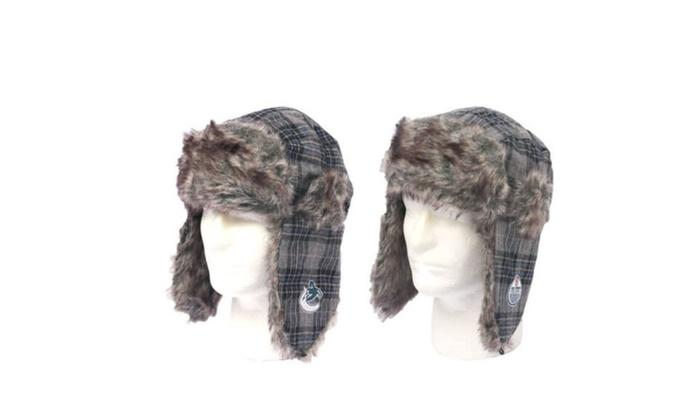 Winter Trapper Hat Mens Womens & Snow Cap