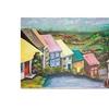 Judy Harris 'English Countryside' Canvas Art