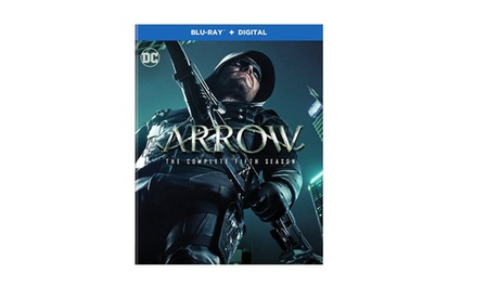 Arrow: The Complete Fifth Season (DVD or Blu-ray) 0829a4b3-d9e4-4d59-9809-efdbe549d1a7