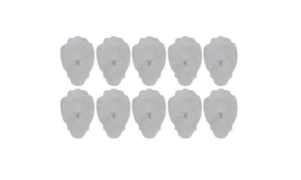 Replacement Pads For Electrode TENS Unit & Pulse Massager