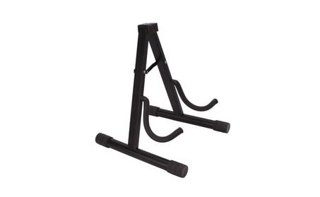 A-Shaped Electric Guitar Stand Black e17479aa-5091-4459-a47b-ffd84f4e772d