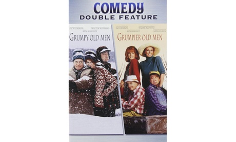Grumpy Old Men/Grumpier Old Men (DVD) (DBFE) (Multi-Title) 959c36e0-6a93-4d2b-8fa4-f951f4b4535f