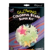 Glowing Colorful Stars Super Kit