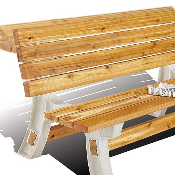 Awe Inspiring Work Bench Custom Flip Top Bench To Table Lumber Storage Outdoor Furniture Kits Cjindustries Chair Design For Home Cjindustriesco