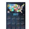 Design Turnpike '2017 Calendar' Canvas Art