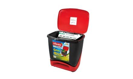 Cubo para reciclar de Vileda