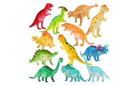 Dinosaur Figure, 7 Inch Jumbo Dinosaur Toy Playset a7d428ad-dbc2-4e7c-89fd-b76708954ff2