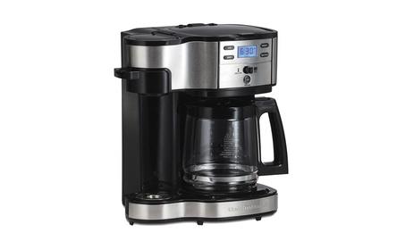Hamilton Beach (49980A) Single Serve Coffee Maker and Coffee Pot Maker e8366e21-1320-410f-9454-f7517ad8ac71