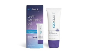 Go Smile Whitening Gel for the Blue Light Whitening Toothbrush 3.5 ounces