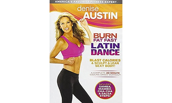 Up To 40% Off on Denise Austin Fitness DVDs | Groupon Goods