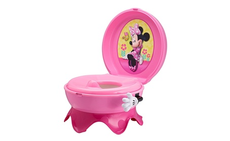 The First Years Disney Baby Minnie Mouse 3-In-1 Celebration Potty d4b7c891-4ebf-4e7a-bb7c-ae36405f6af6