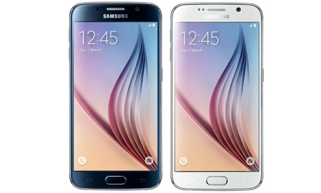 Samsung Galaxy S6 (Verizon and GSM Unlocked) (Scratch and Dent) f3029bae-fd17-4847-b7fe-1c02245c8f90
