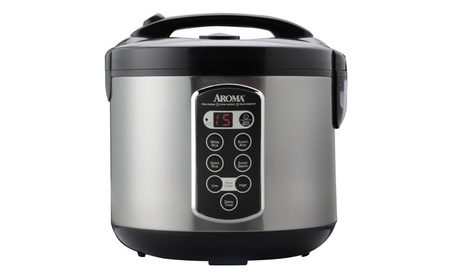 Aroma ARC-2000ASB 10 Cup Cool-Touch Digital Rice Cooker 98dd5e65-12a2-4aec-9ffd-97665eb08fb3