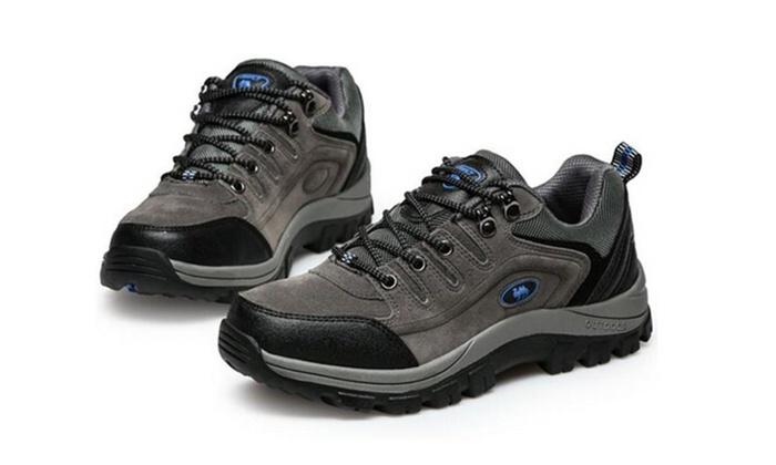 Men's Outdoor Traveling Walking Hiking Climbing Shoes