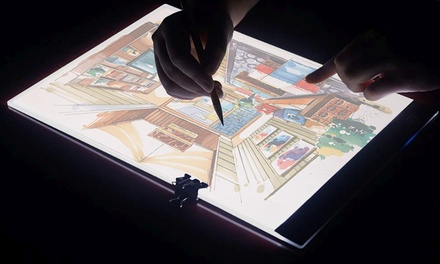 iMounTEK A3 Tracing Table: Dimmable Led, Ultrathin- Draw, Trace, Sketch, Animate