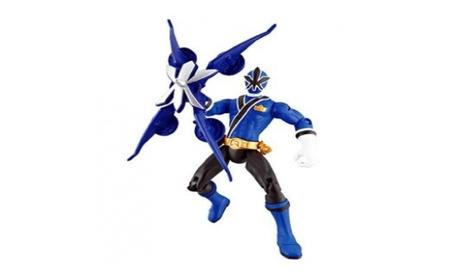 """Power Ranger 4"""" Figure - Samurai Ranger Water b3a27435-9fcd-4081-a7aa-8adc50766633"""