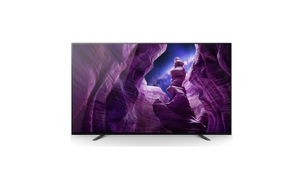 Sony XBR-65A8H 65-Inch BRAVIA OLED 4K Smart TV with HDR (2020 Model)
