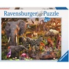 Ravensburger 3000 pc Puzzles - African Animal World 17037
