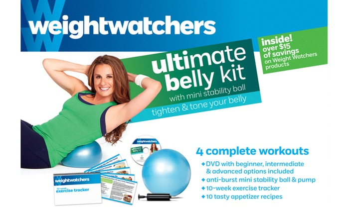 Weight Watchers: Ultimate Belly Series DVD V2