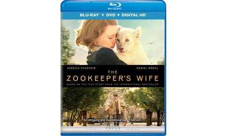The Zookeeper's Wife (Blu-ray Combo) ce60f74d-4918-418d-9de1-ff2bd7d47969