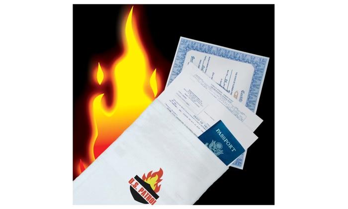 Fire Resistant Envelope