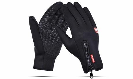 Winter Gloves Anti-slip Driving Touch Screen Gloves Sports Gloves for Men Women