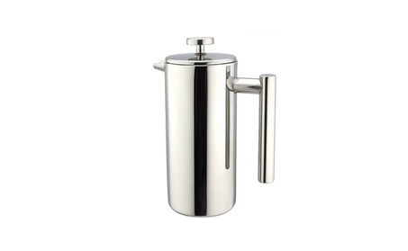 French Press Coffee Maker, Double Wall 304 Stainless Steel cc60b132-6e4f-404c-b894-76106b72f1b1