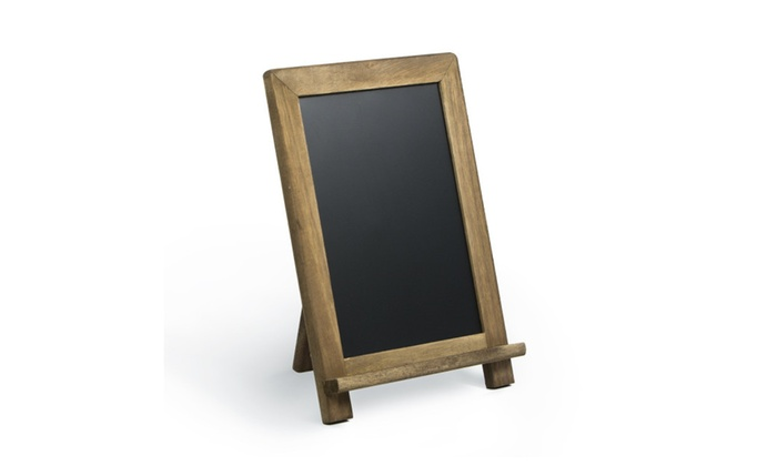 Up To 26% Off on VersaChalk Rustic Wooden Fram... | Groupon Goods