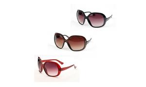 d4cd70fb0962 Women's Polarized Classic Oversized Sunglasses P3026