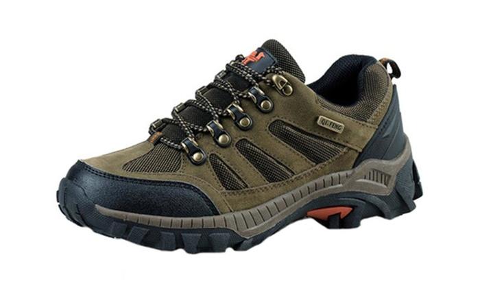 Unisex Waterproof Outdoor Backpacking Shoe